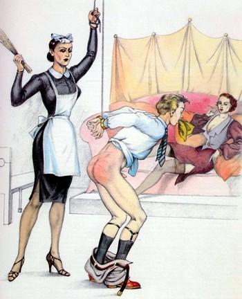 Montreail erotic femdom drawings